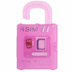 Rsim 11+ Libera Ios10 R-sim Iphone 4s 5 5s 5c Se 6 6s 7 Plus
