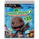 Little Big Planet 2 Ps3 Usado Envios