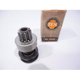 Pinhão Impulsor Motor Partida A10 / C10 6cc 76/ Opala 76/