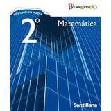 Libro Santillana Bicentenario 2medio Matematicas