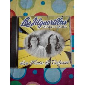 Las Jilguerillas Cd Las Novias Del Traficante 2000