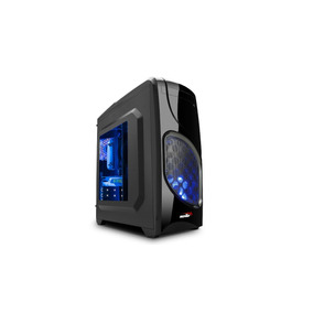 Gabinete Sentey Gs-6062 Furious Transparente Gamer Start