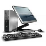 Pc Computadora Core 2 Duo 2.66 / 2gb / 160gb + Monitor 19
