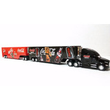 Trailer Kenworth T700 Coca Cola Full Esc. 1:68
