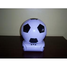 Balon De Futbol, Enfriador De Latas De Refresco