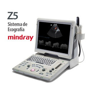 Ultrasonido Mindray Z5 + 1 Transductor, Doopler Color