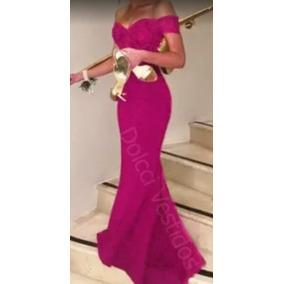 Vestido De Renda/festa/madrinha/casamento/noivado/formatura