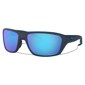 45e49d11d91fa Óculos Oakley Split Shot Prizm Polarized Preto Azul por Overboard