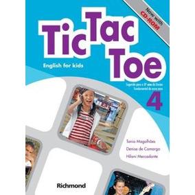 Tic Tac Toe 4 Sb With Cd-rom