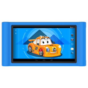 Tablet Infantil Carrinhos Ht704 Quad-core 8gb Wi-fi +capa