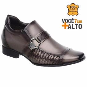 Sapato Masculino Rafarillo Alth 3212 Você 7 Cm Mais Alto