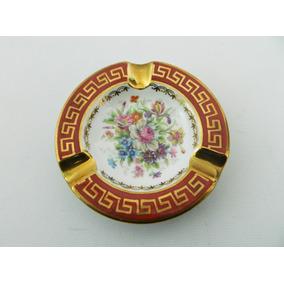 Cenicero De Porcelana Limoges Unic