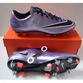 Chuteira Nike Mercurial Veloce Sg Pro Trava Mista Original