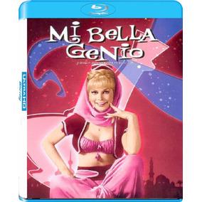 Mi Bella Genio Completa Latino Serie Bluray/dvd