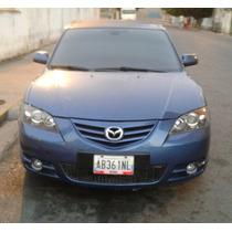 Mazda 3 2006 Automatico Perfecto Estado