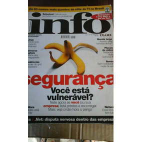 Revista Info Exame Ano 17 N 195 Junho 2002