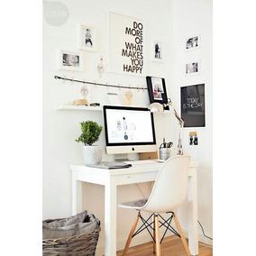 escritorio vintage blanco