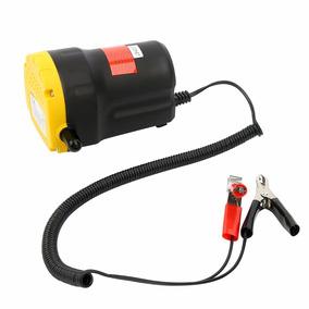 Extractor De Aceite Vehicular Aspiradora Aceite Portátil 12v