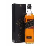 Whisky Johnnie Walker Black Label Litro Envío Gratis En Caba