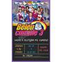 Invitación Junior Express Topa Digital Imprimible Cumpleaños
