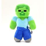 Minecraft Zombie Muñeco De Peluche