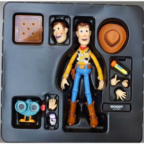 Action Figure Toy Story Woody Revoltech Series No. 010