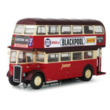 Corgi Cc26106 Barton Centenary Rtl Bus