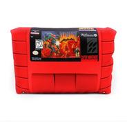 Cojín Super Nintendo Doom 30x20cm Vudú Love