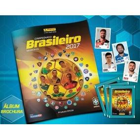 Cb 2017 Figurinhas Campeonato Brasileiro Panini