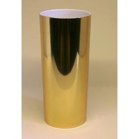 Copo Long Drink Metalizado Dourado 60 Unidades Lembrancinha