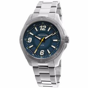 Relógio Technos 2036loh/1a Masculino Aço Esportivo Grande