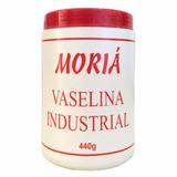 Kit 3 Vaselina Solida Em Pasta Industrial 440g Moria
