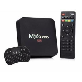 Tv Box Mxq Pro 4k Android 6.0 Convertidor Smartv Con Teclado
