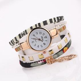 Relógio Feminino Duoya Dy066 Á Nova Moda
