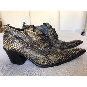 Zapatos Mujer Texanas Vibora No Mishka No Ricky Sarkany