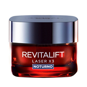 Creme Anti Idade Revitalift Laser X3 Noturno 50ml