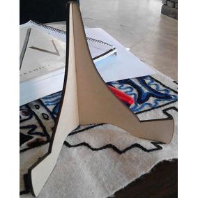 Pie, Base, Soporte, Atril, Exhibidor Para Libros En Mdf X 10