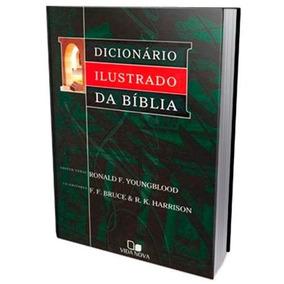 Dicionário Ilustrado Da Bíblia Capa Dura