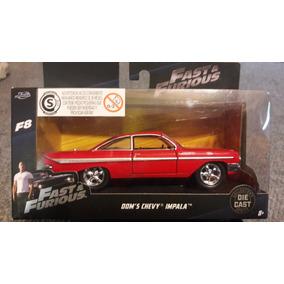 Chevrolet Impala Rapido Y Furioso Escala 1/32 Jada