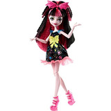 Monster High Electrified Hair-raising Ghouls Draculaura Dol