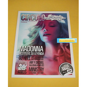 Madonna Revista Circulo Mix Up 2012