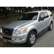 Ford Explorer Xlt 2011 Blindada Nivel 3