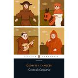 Livro - Contos Da Cantuária - Por Geoffrey Chaucer