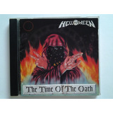 Cd Helloween - The Time Of The Oath (u.s.a)