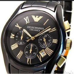 Reloj Armani Exchange 1413 Ceramica. Un Diseño Exclusivisimo