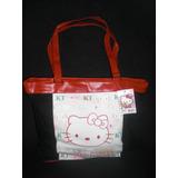 Bolso Carteras Pañaleras Hello Kitty Sanrio