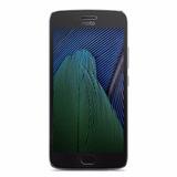 Motorola Moto G5 Plus Gris Y Dorado 32gb 1 Año De Garantía