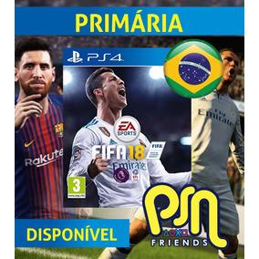 Fifa 18 Fifa 2018 Ps4 - Pt Br Original 1