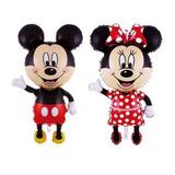 Globo Mickey 102cm. Infla Con Aire No Requiere Helio