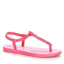 Sandália Infantil Ipanema Love Lux - 23 Ao 34 - Pink
